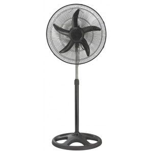 ΑΝΕΜΙΣΤΗΡΑΣ ΟΡΘΟΣΤΑΤΗΣ 50cm 95W MAΥΡΟΣ AIR MAKER AISF-2001