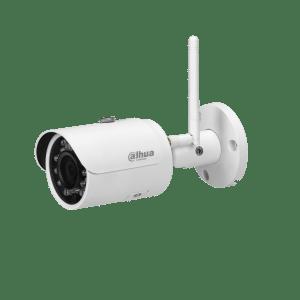 IP WIFI Bullet κάμερα 4ΜP, με φακό 2.8mm και IR30m. DAHUA – IPC-HFW1435S-W-S2