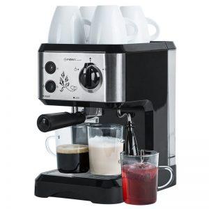 Μηχανή espresso First Austria FA-5476-1 , 15 BAR 1050 W