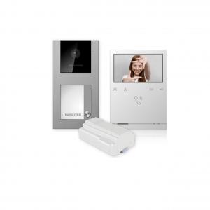 Ολοκληρομένο σύστημα θυροτηλεόρασης για ένα διαμέρισμα/γραφείο. PROXY – KIT 1