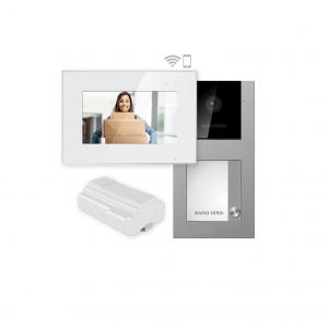 Ολοκληρομένο σύστημα θυροτηλεόρασης WiFi για 1 διαμέρίσμα / γραφείο. PROXY – KIT 3