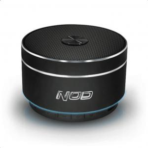 Φορητό bluetooth ηχείο αλουμινίου 5W, με λειτουργία ραδιοφώνου.