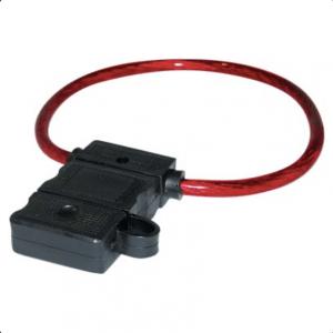 Ασφαλειοθήκη αυτοκινήτου για καρφωτή ασφάλεια (5mm). CAR-FH10510