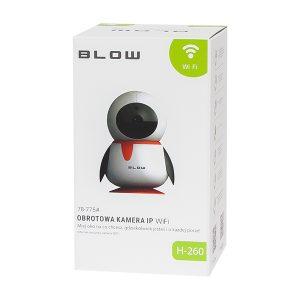 CAMERA BLOW IP WIFI 1080P PINGUIN H-260 5V DC