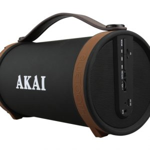 Akai ABTS-22 Φορητό ηχείο Bluetooth με κάρτα micro SD και Aux-In – 9 W