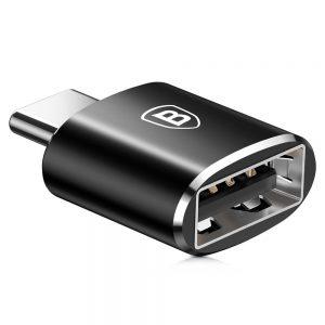 Μετατροπέας Type-C σε USB Baseus CATJQ-B01