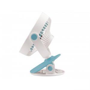 Μίνι Επαναφορτιζόμενος Ανεμιστήρας Χειρός USB με Μανταλάκι Beper P206VEN420