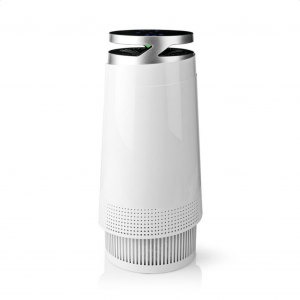 Air Purifier με CADR 130, για χώρους έως 20m², 35W. NEDIS AIPU100CWT