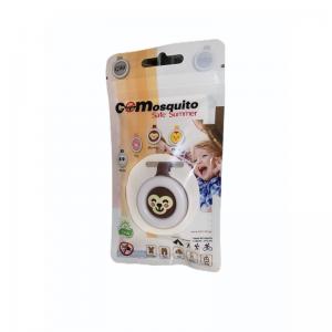 Έντομο απωθητικό clip-Κονκάρτα Monkey για κουνούπια και σκνίπες. COM 19.0002