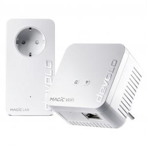 DEVOLO Magic 1 WiFi mini Starter Kit.