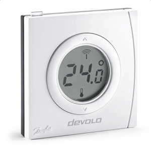 DEVOLO Home Control Room Thermostat.