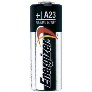 Energizer αλκαλική μπαταρία, A23/E23A, 12 Volt σε blister 1 μπαταρίας.