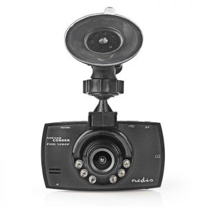 Full HD Καταγραφική Κάμερα Αυτοκινήτου (dash cam) 2.8″, NEDIS DCAM10BK
