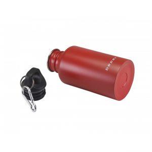 Ισοθερμικό Παγούρι – Θερμός από Ανοξείδωτο Κόκκινο Beper C102BOT002