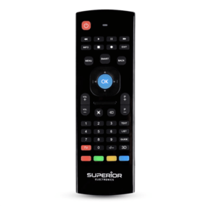 Πληκτρολόγιο και τηλεχειριστήριο αντικατάστασης για Samsung smart TVs, σε μία συσκευή.