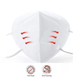 Mask KN95 14683 2019+AC:2019 als chirurgische Masker