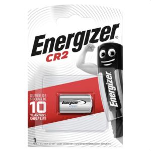Μπαταρία λιθίου/photo Energizer CR2.σε blister 1 μπαταρίας. ENERGIZER CR2