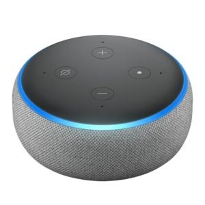 Amazon Echo Dot 3 Generation Gray
