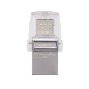 64GB Kingston Datatraveler USB DTDUO3C 3.1 Type-C 3C