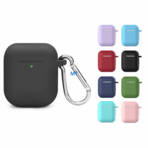 Airpods Silicone Protective Case Blue OEM