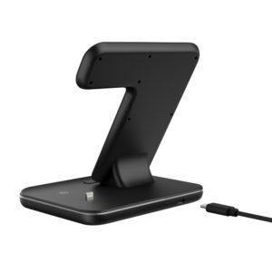 3 IN 1 Wireless Charger Smartphone & iWatch & Headset Guanyu GY-Z5