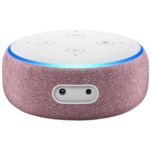 Amazon Echo Dot 3 Generation Plum