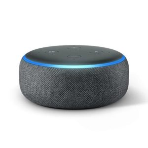 Amazon Echo Dot 3 Generation Charcoal