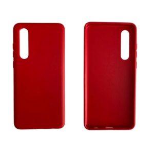 Θήκη για Huawei P30 Κόκκινο TPUp30red