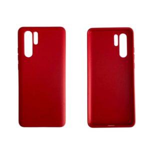 Θήκη για Huawei P30pro Κόκκινο TPUp30prored