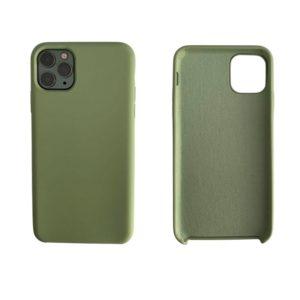 Θήκη iPhone 11 Pro Max Πράσινο Soft TPU e5tggreen