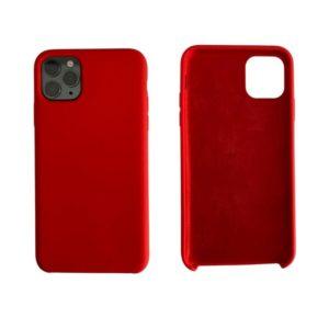 Θήκη iPhone 11 Pro Max Κόκκινο Soft TPU e5tgred