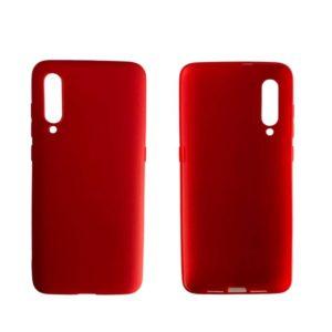 Θήκη Slim TPU Κόκκινη για Xiaomi Mi 9 – Slim TPU Case TPU34r