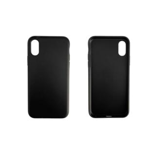 Θήκη iPhone X & Xs Μαύρο TPUblack