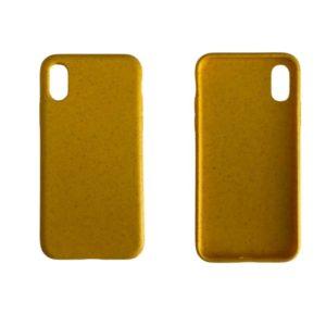 Θήκη iPhone X & Xs Κίτρινο TPUyellow