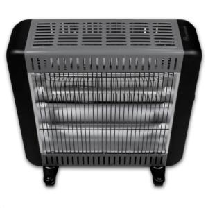 Ηλεκτρική θερμάστρα χαλαζία 2200W.  LIFE COZY