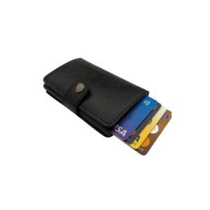 Πορτοφόλι Rfid Miniwallet Black ΟΕΜ RFIDBLACK