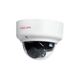 Foscam D2EP IP κάμερα Dome, αδιάβροχη με αντιβανδαλιστική προστασία ΙΚ10
