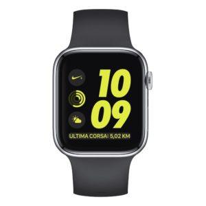 Gearband Λουράκι Σιλικόνης Μαύρο (Apple Watch 38/40mm) OEM AWBLACK