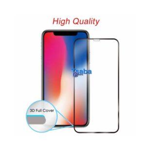 Προστατευτικό οθόνης Curved Edge από γυαλί 3D για iPhone 12 6,1″ Μαύρο ipro 6,1