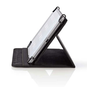 Universal θήκη για tablet 10″ σε μαύρο χρώμα. NEDIS TCVR10100BK