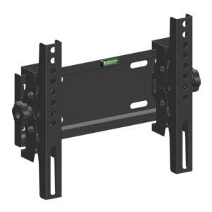 Επιτοίχια βάση στήριξης με ρύθμιση κλίσης, για τηλεοράσεις LED/LCD από 19″ έως 42″. SONORA WonderWall 200 Tilt