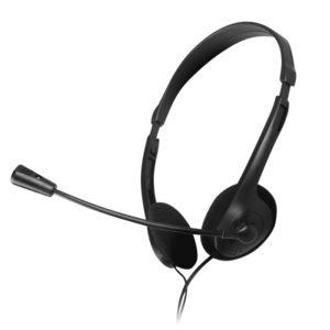 Στερεοφωνικό headset, με σύνδεση 2×3,5mm. NOD PRIME