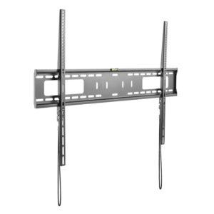 Επιτοίχια βάση στήριξης με αλφάδι για τηλεοράσεις LED/LCD/Plasma από 60″ έως 100″. SUPERIOR 60-100 FIXED EXTRA SLIM