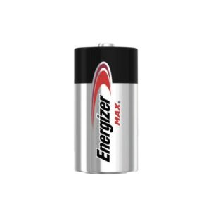 Αλκαλικές μπαταρίες Εnergizer MAX C-LR14, σε blister 2 τεμαχίων.