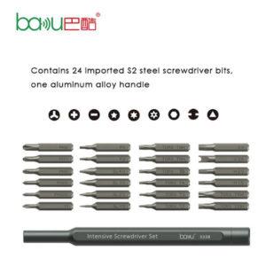 Σετ επισκευαστικά κατσαβίδια BAKU Intensive Screwdriver Set 3338