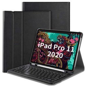 Θήκη Cover Buddy Smart Keyboard Folio Bluetooth Με Υποδοχή Στυλό Για Ipad Pro 11 (2020) Black