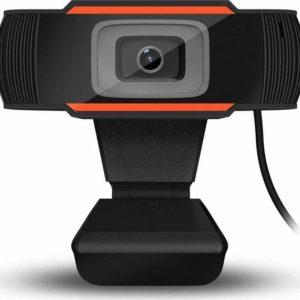 Web Camera Full HD 1080p Plug & Play, με ενσωματωμένο μικρόφωνο OEM WCHD
