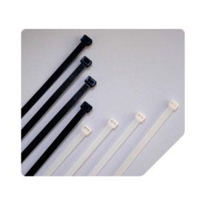 Δεματικά Καλωδίων μαύρα 3,6mm x 200mm 100τεμ. COM 05.306