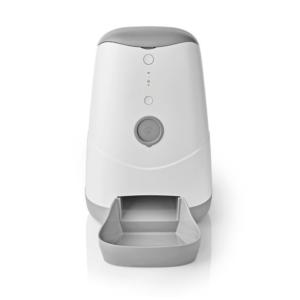 Smart αυτόματη ταίστρα κατοικιδίων με έλεγχο μέσω εφαργμογής 3.7L . NEDIS WIFIPET10CWT