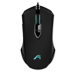 Ενσύρματο RGB Gaming mouse με λογισμικό για custom setup και ανάλυση έως 4000DPI.  NOD ALPHA